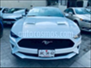 Ford Mustang ECOBOOST TA 2.3L usado (2018) color Blanco precio $559,000
