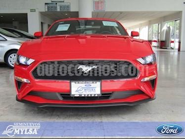 Foto venta Auto Seminuevo Ford Mustang ECOBOOST TA 2.3L (2018) color Rojo precio $585,000