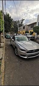 Ford Mustang GT 5.0L V8 Aut usado (2015) color Plata Estelar precio $400,000