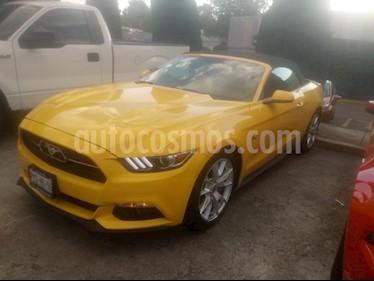 Foto venta Auto usado Ford Mustang GT 5.0L V8 Aut (2015) color Amarillo precio $600,000