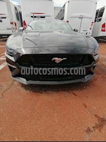 Ford Mustang GT 5.0L V8 Aut nuevo color Negro precio $771,600
