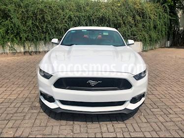 Ford Mustang GT 5.0L V8 Aut usado (2017) color Blanco precio $509,000