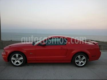 Ford Mustang GT 5.0L V8 Aut usado (2007) color Rojo Racing precio $165,000