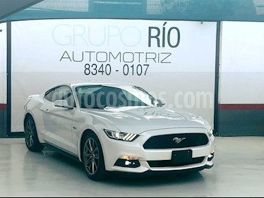 Foto venta Auto usado Ford Mustang GT 5.0L V8 Aut (2017) color Blanco precio $549,000