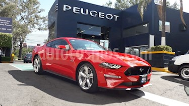 Foto venta Auto Seminuevo Ford Mustang GT 5.0L V8 (2019) color Rojo Racing precio $641,200