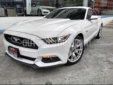 Foto venta Auto Seminuevo Ford Mustang GT 5.0L V8 (2015) color Blanco precio $500,000