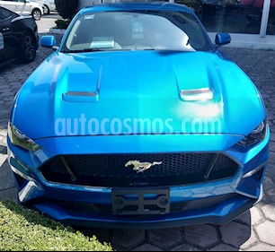 Ford Mustang GT 5.0L V8 nuevo color Negro precio $719,600