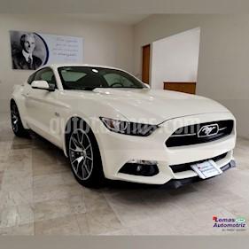 Foto venta Auto usado Ford Mustang GT 5.0L V8 (2015) color Blanco precio $1,200,000