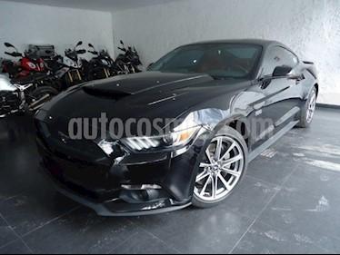Foto venta Auto usado Ford Mustang GT 5.0L V8 (2017) color Negro precio $490,000
