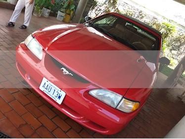Foto venta carro usado Ford Mustang GT Auto. (1994) color Rojo precio u$s7.000