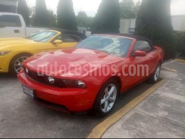 Foto venta Auto usado Ford Mustang GT Convertible Equipado Aut (2010) color Rojo precio $450,000