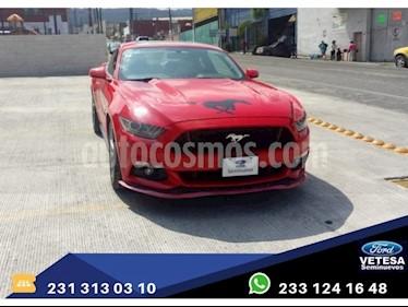 Foto venta Auto usado Ford Mustang GT Coupe Premium AT (2015) color Rojo Racing precio $439,000