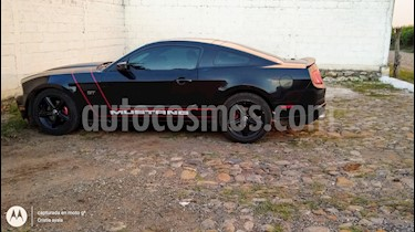 Foto Ford Mustang GT Equipado 5.0L V8 Aut Glass Roof usado (2010) color Negro precio $260,000