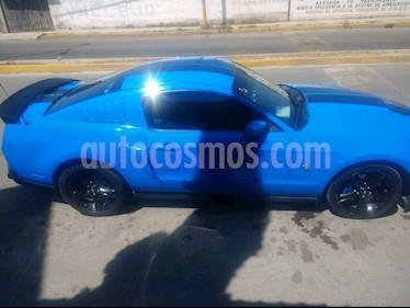 Foto venta Auto usado Ford Mustang GT Equipado Vip Aut (2011) color Azul precio $200,000
