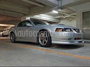 Foto venta Auto usado Ford Mustang GT Equipado Vip Aut (2001) color Plata precio $175,000