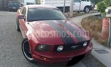 Foto venta Auto usado Ford Mustang GT Manual (2008) color Rojo Vivo precio $125,000