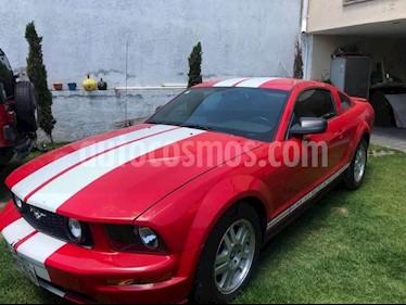 Foto venta Auto usado Ford Mustang GT Manual (2007) color Rojo Vivo precio $135,000
