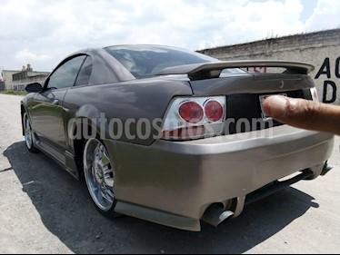 Foto venta Auto usado Ford Mustang GT Manual (1999) color Gris Oscuro precio $70,000