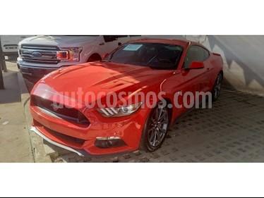 Foto venta Auto usado Ford Mustang GT Premium  Fastback (2016) color Rojo precio $459,000