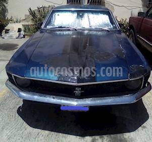 Foto Ford Mustang GT Sinc. usado (1970) color Azul precio u$s1.000