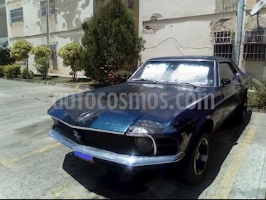 Ford Mustang GT Sinc. usado (1970) color Azul precio u$s1.200