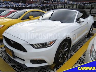 Foto venta Carro usado Ford Mustang GT  (2016) color Blanco Oxford precio $134.900.000