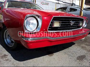 Ford Mustang Hard Top usado (1975) color Rojo precio $50,000