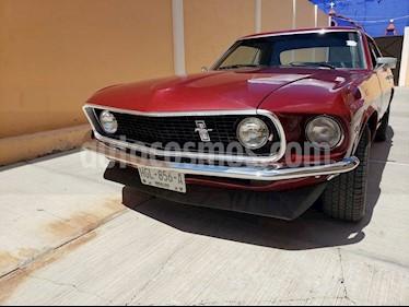 Foto venta Auto usado Ford Mustang Hard Top (1969) color Rojo Vivo precio $330,000