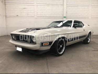 Ford Mustang Mach 1 usado (1973) color Blanco precio $550,000