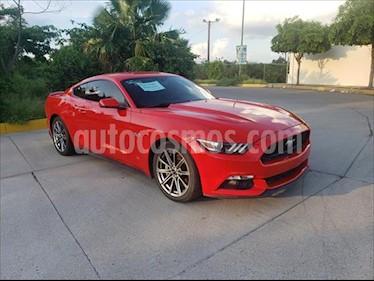 Ford Mustang GT 5.0L V8 Aut usado (2016) color Rojo precio $398,000