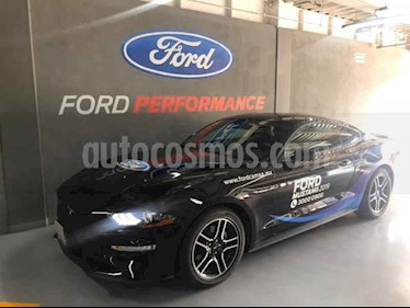 Ford Mustang Coupe 2.3L Aut usado (2019) color Negro precio $585,000