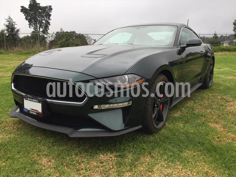 Ford Mustang V8 MT 5.0L usado (2020) color Verde precio $950,000