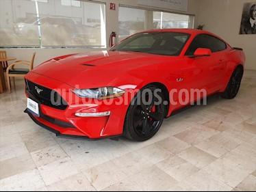 Ford Mustang GT 5.0L V8 usado (2018) color Rojo precio $555,000