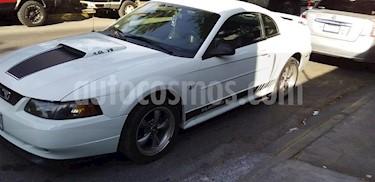 Ford Mustang GT Equipado Vip Aut usado (2001) color Blanco precio $70,000