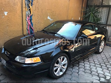 Ford Mustang Coupe V6 Aut usado (2004) color Negro precio $75,000