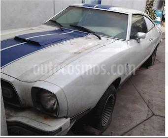 Ford Mustang Cobra II usado (1975) color Blanco precio $130,000