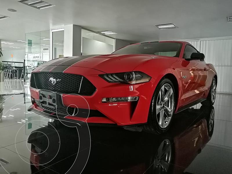 Foto Ford Mustang GT 5.0L V8 usado (2019) color Rojo precio $720,000