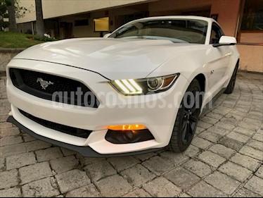 Ford Mustang GT 5.0L V8 usado (2017) color Blanco precio $449,000