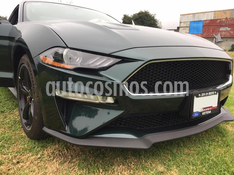 Ford Mustang Bullit usado (2020) color Verde precio $950,000