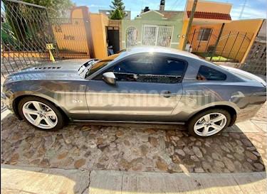 Ford Mustang GT Equipado 5.0L V8 Aut usado (2014) color Gris precio $333,000
