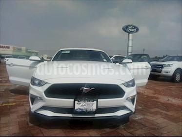 Ford Mustang ECOBOOST AT 2.3L usado (2019) color Blanco precio $560,000
