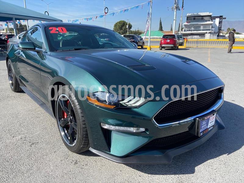 Ford Mustang Bullit usado (2020) color Verde precio $899,000