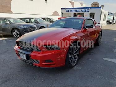 Ford Mustang 2P ST COUPE V6 3.7L MAN usado (2014) color Rojo precio $335,000