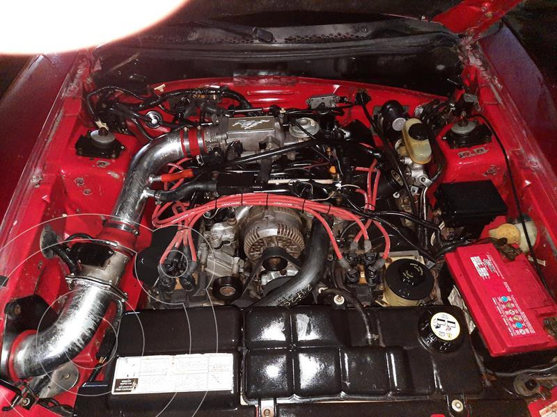 Ford Mustang GT Manual usado (1996) color Rojo precio $60,000