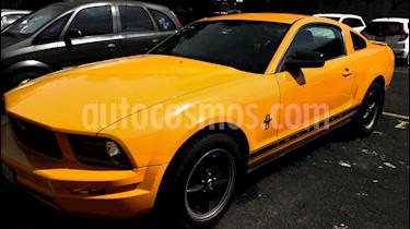 Ford Mustang Coupe V6 Aut usado (2007) color Naranja precio $105,000