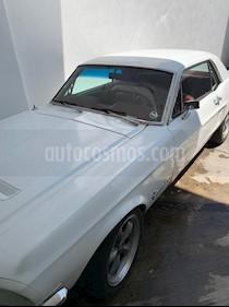 Ford Mustang Coupe 2.3L Aut usado (1967) color Blanco Oxford precio $510,000