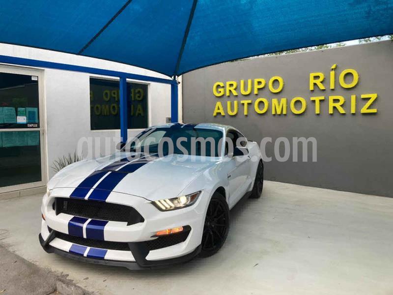 Ford Mustang Shelby GT350 usado (2016) color Blanco precio $780,000