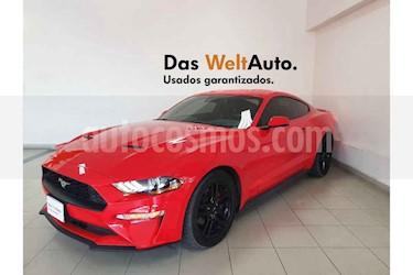 Ford Mustang 2p Coupe EcoBoost L4/2.3/T Aut usado (2019) color Rojo precio $519,995