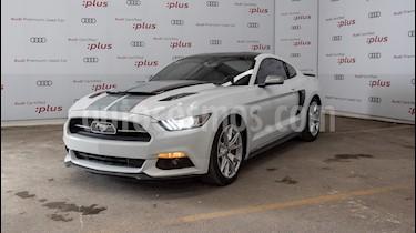 Ford Mustang GT 5.0L V8 Aut usado (2015) color Blanco precio $450,000