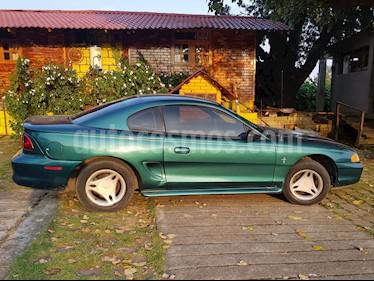 Ford Mustang Coupe V6 Aut usado (1996) color Verde precio $39,000